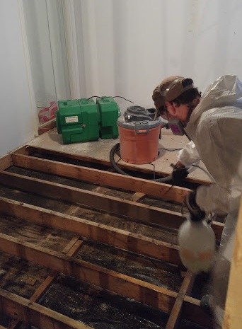 Project 05-Mold Restoration-Ahuntsic Cartierville